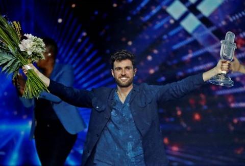 Les Pays-Bas et la ballade de Duncan Laurence remportent lEurovision