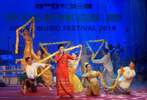 Hai Phong accueille le Festival de musique de lASEAN 2019