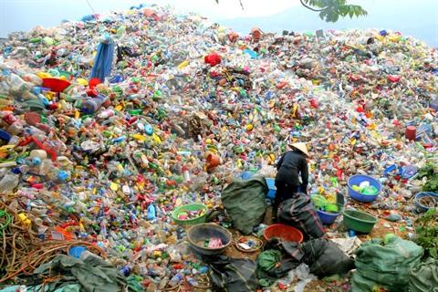 Hô Chi Minh-Ville veut participer aux réseaux de recyclage du plastique