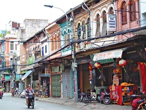 Environ 3000 anciens bâtiments de Hô Chi Minh-Ville devraient être rénovés
