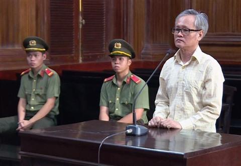 Huit ans de prison pour Activités subversives contre ladministration populaire