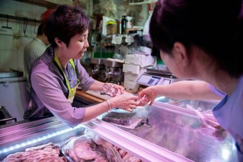 En Chine la peste porcine fait senvoler prix et importations