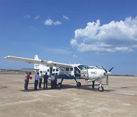 Ouverture de la ligne aérienne Dông Hoi – Dà Nang et des vols panoramiques à Quang Binh