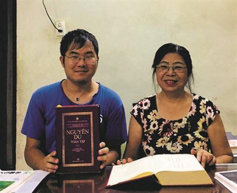 Un Japonais amoureux de la littérature vietnamienne