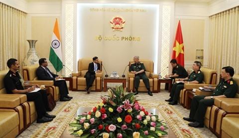 La coopération en matière de défense pilier des liens Vietnam - Inde