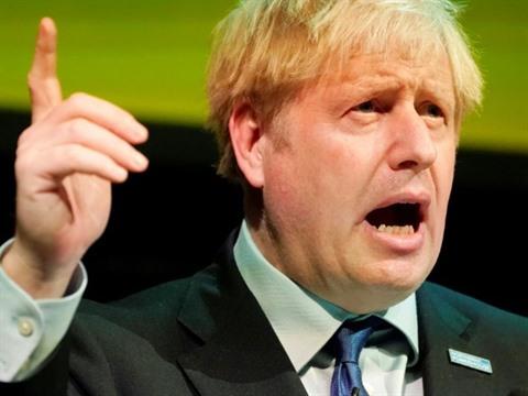 Brexit  Johnson parle dénormes progrès vers un accord et évoque Hulk