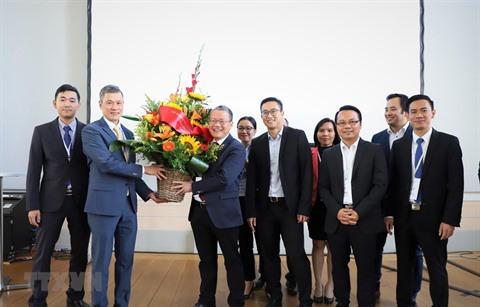 Création du Réseau dinnovation et de créativité Vietnam - Allemagne