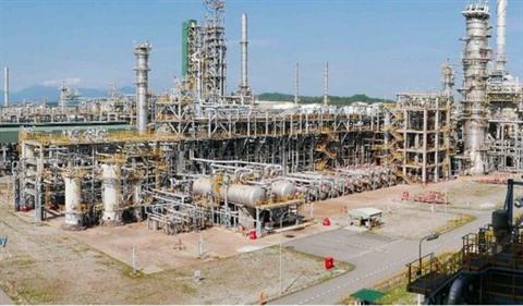 Raffinerie Binh Son  chiffre daffaire de plus de 44 milliards dUSD en 2019