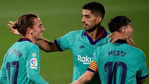 Le Barça assure le spectacle à Villarreal et entretient encore lespoir du titre