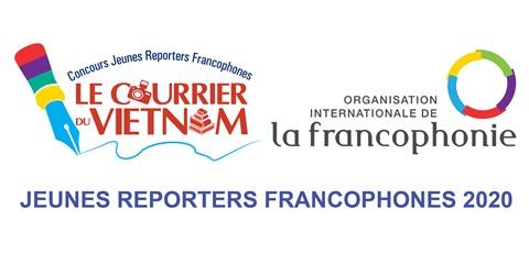 Lancement de la 5e édition du concours Jeunes Reporters Francophones