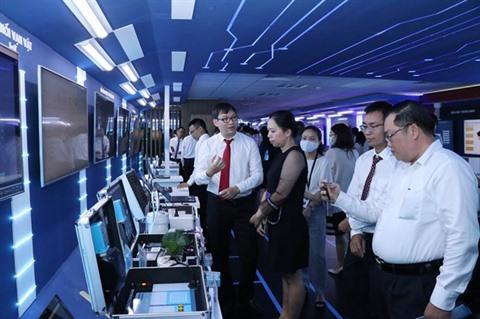 Hô Chi Minh-Ville accélère la transformation numérique de ses services publics