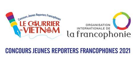 CONCOURS  Lancement de la 6e édition du concours Jeunes Reporters Francophones