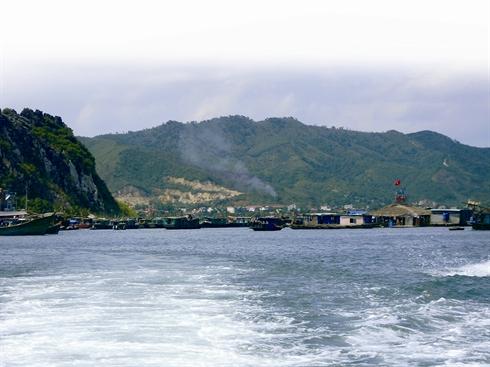 Le village de pêcheur de Quan Lan