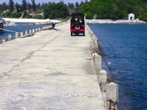 Le tuk-tuk, le moyen de transport le plus utilisé par les touristes