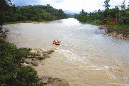 Découverte la zone touristique de Madagui