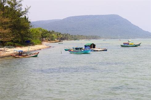 Phu Quôc constitue un riche patrimoine aussi bien pour le tourisme que pour les activités de pêche.