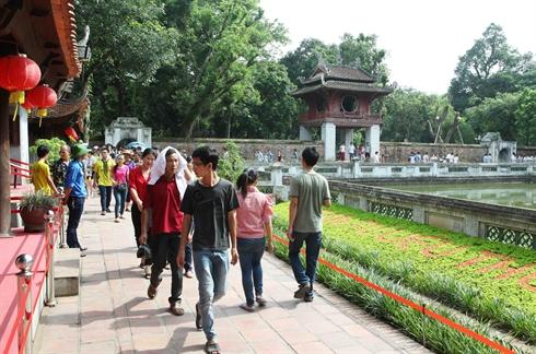 Le tourisme de la capitale Hanoi