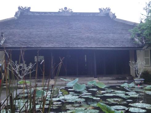 maison-jardin d'An Hiên
