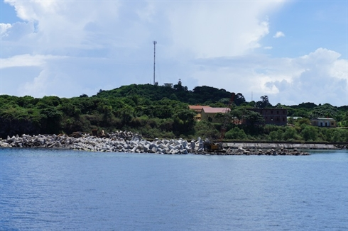 l'île Côn Co