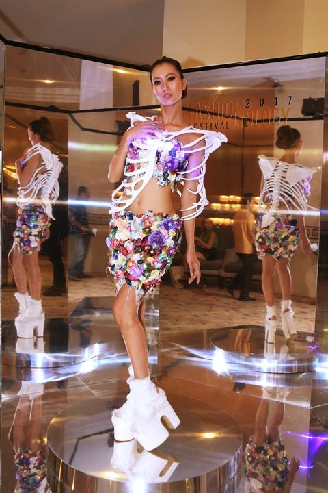 Mode : Festival Fashionology2017 à Hô Chi Minh-Ville