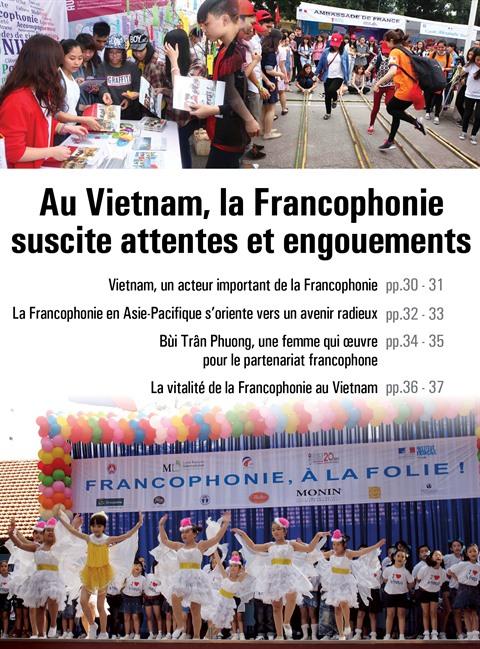 Vietnam, un acteur majeur de la Francophonie