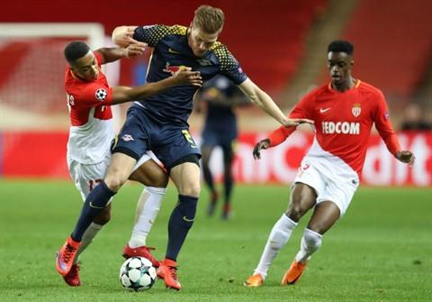 Ligue des champions : le naufrage de Monaco sachève face à Leipzig