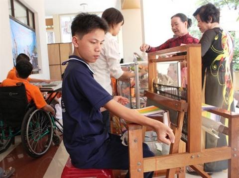 Plus de 1,2 million dhandicapés ont besoin dune formation professionnelle