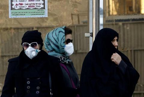 Forte pollution en Iran : écoles fermées à Téhéran et dans dautres villes