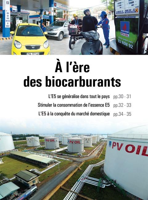 Biocarburants : l'E5 se généralise dans tout le pays