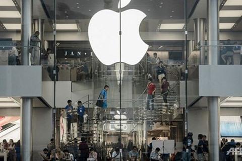 Recours contre Apple au Vietnam