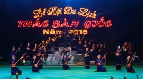 Cao Bang: ouverture de la 2e fête touristique de la cascade