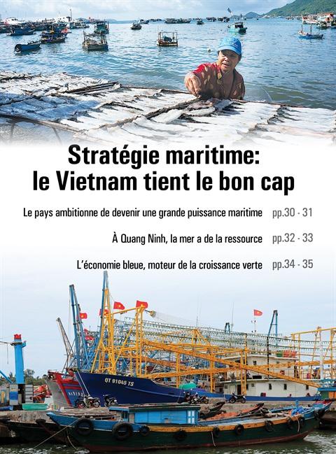 Le Vietnam ambitionne de devenir une grande puissance maritime