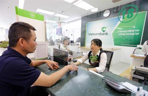 Vietcombank autorisée à établir un bureau de représentation aux