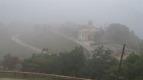Vague de froid intense, température de 2°C enregistrée au mont Mâu Son