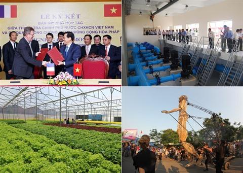 Entre le vietnam et la france une relation au beau fixe for Chambre de commerce francaise au vietnam
