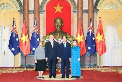 Approfondir le partenariat stratégique Australie - Vietnam