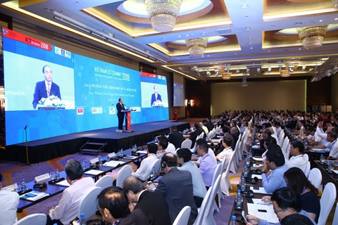 Le Sommet sur les TIC du Vietnam 2018