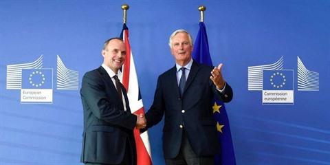 L'UE et le Royaume-Uni s'engagent à négocier