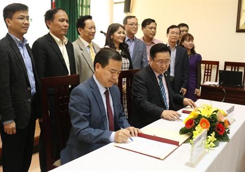 Un bureau de représentation du tourisme vietnamien en république de