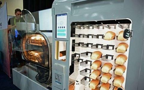 Au CES, les robots savent tout faire, même le pain