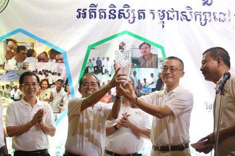 Les Rencontres de la photographie dArles sont, chaque été dep les plus riches et créatifs de cette nouvelle scène cambodgienne.