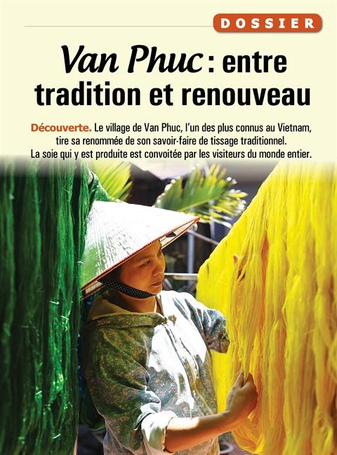Van Phuc : entre tradition et renouveau