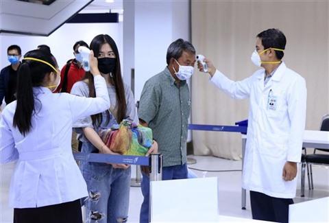 COVID-19 : Laos renforce des mesures préventives avant les sommets ...