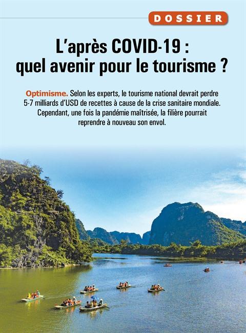 L'après COVID-19 : quel avenir pour le tourisme ?