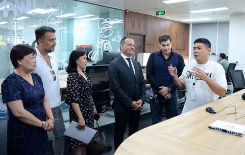 L Editeur De Jeux Video Ubisoft Ouvre Un Studio A Da Nang Le Courrier Du Vietnam