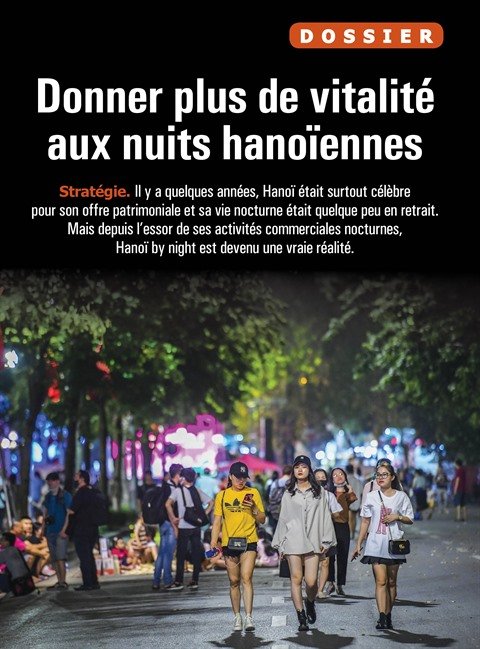 Donner plus de vitalité aux nuits hanoïennes