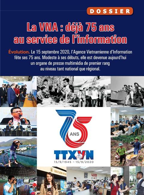 La VNA : déjà 75 ans au service de l'information