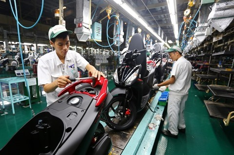 zones industrielles, Vinh Phuc, industrie automobile, croissance