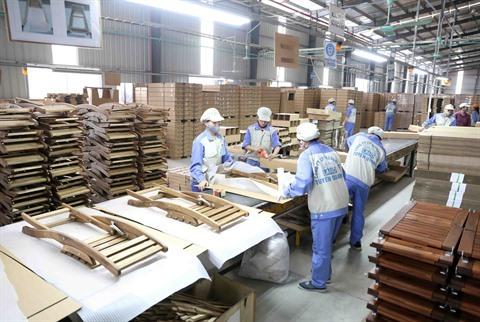 coronavirus, exportation, bois, meubles