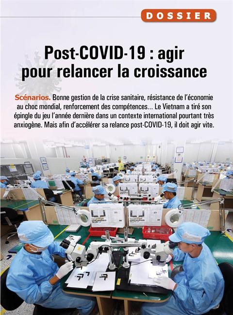 Post-COVID-19 : agir pour relancer la croissance